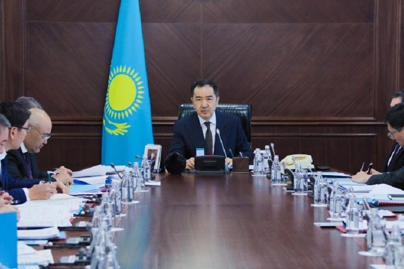 Бақытжан Сағынтаев Инвестициялар министріне бірқатар тапсырма берді