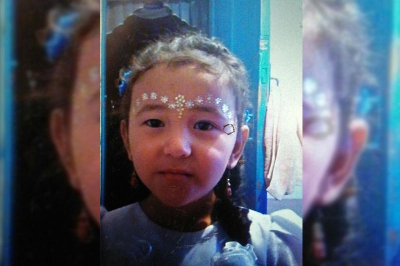 В ЮКО потерялась 7-летняя девочка
