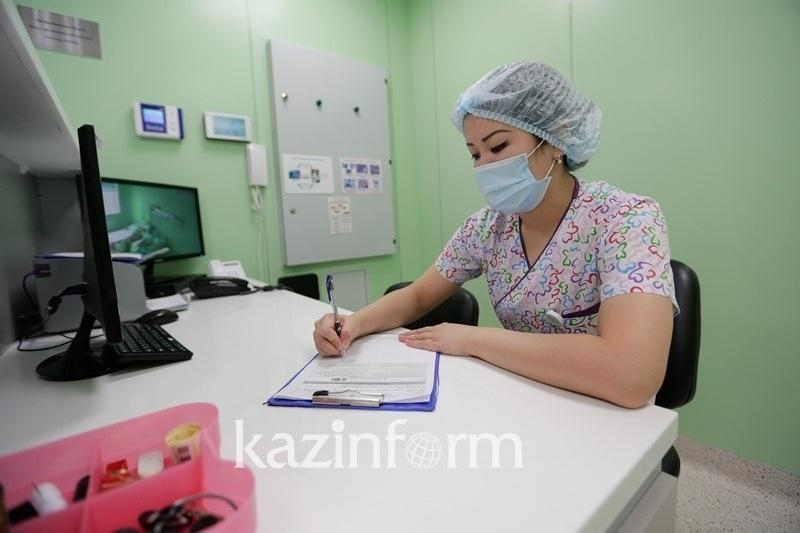 Ампулы с морфием незаконно выдала медсестра в Акмолинской области