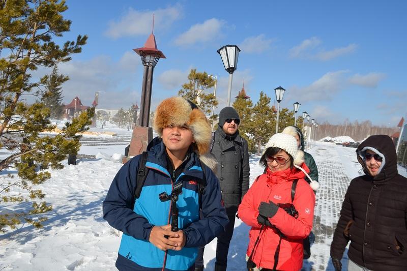 В социальных сетях Китая разместят информацию о Щучинско-Боровской курортной зоне