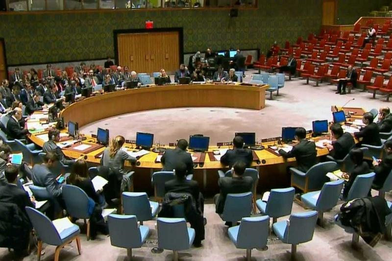Kazakh delegation takes part in UNSC meeting on situation in Syria