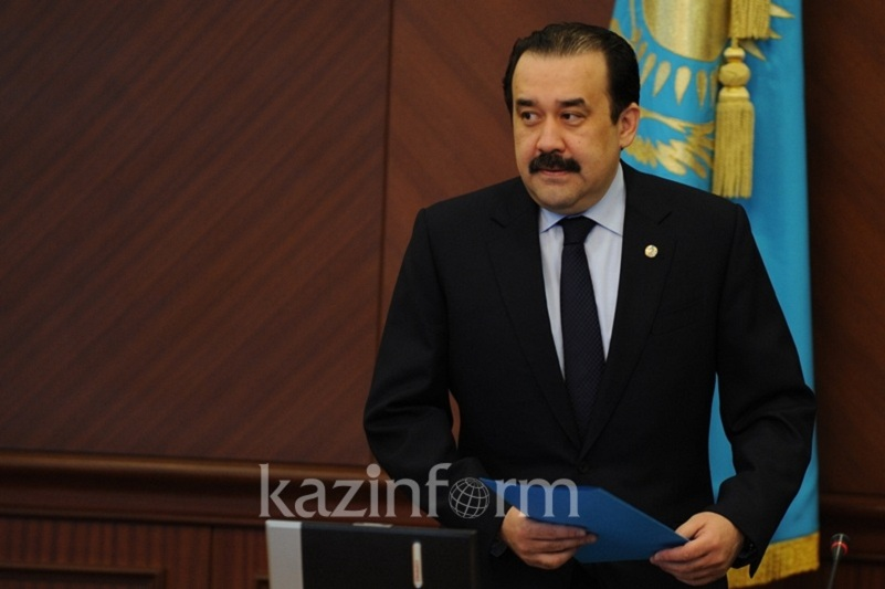 Karim Massimov chairs Anti-Terrorism Center session