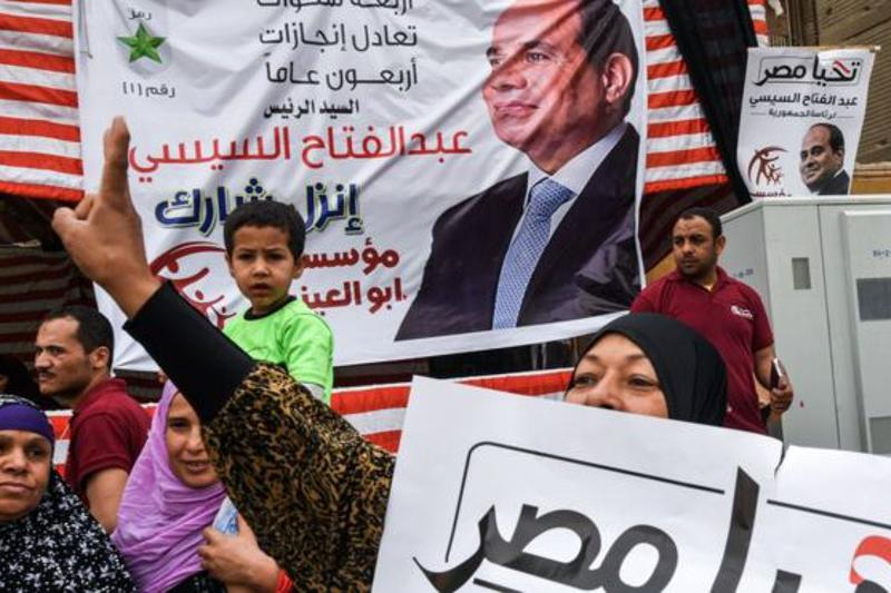 Выборы в Египте: Победа Ас-Сиси предрешена