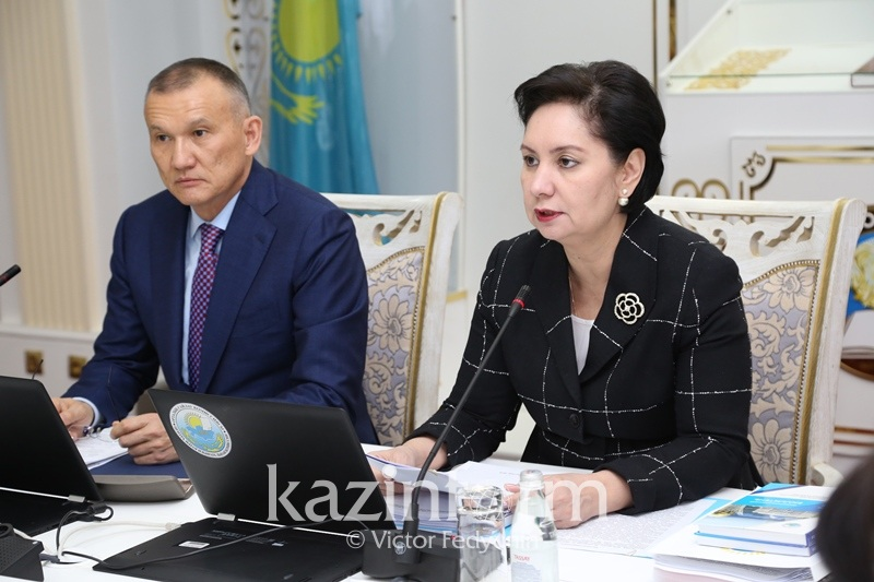 Secretary of State: Necessary to join efforts to achieve fair representation of women in decision-making