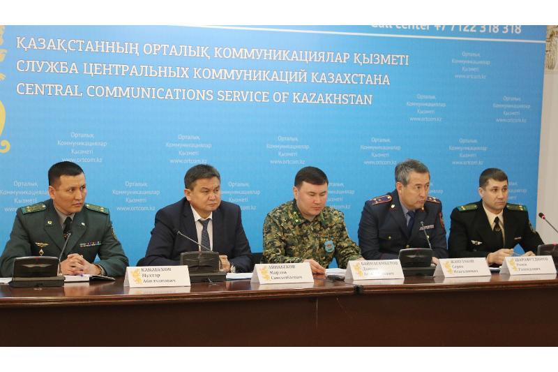 Операция «Бекiре-2018» проходит в Атырауской области
