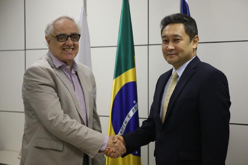 МИА «Казинформ» подписало меморандум о сотрудничестве с бразильским медиа-холдингом