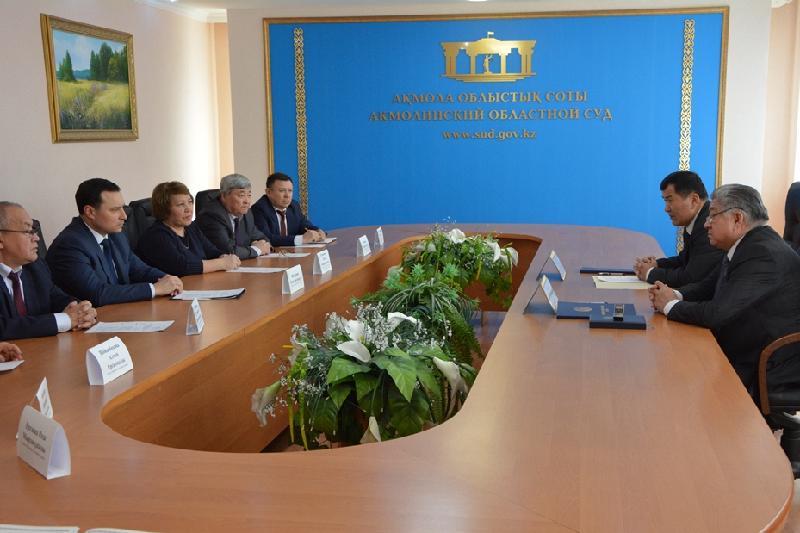 Центр примирения откроют в Акмолинской области