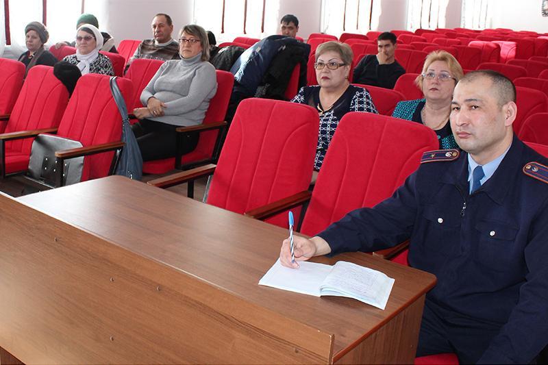 В Павлодарской области камеры подъездов хотят подключить к пунктам полиции