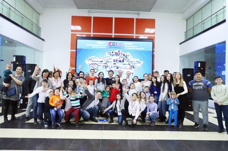 Помощников в создании комфортной жизни детей с аутизмом ищут в Павлодаре