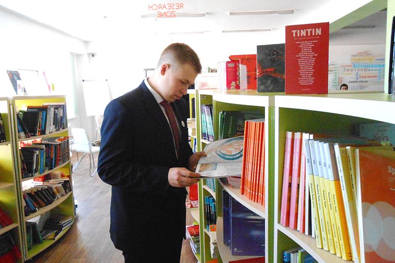 Приглашенный в 5 вузов США талдыкорганский вундеркинд рассказал о подготовке