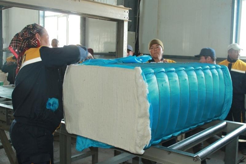 Завод «Казмакта» в ЮКО задолжал хлопкоробам 113 млн тенге