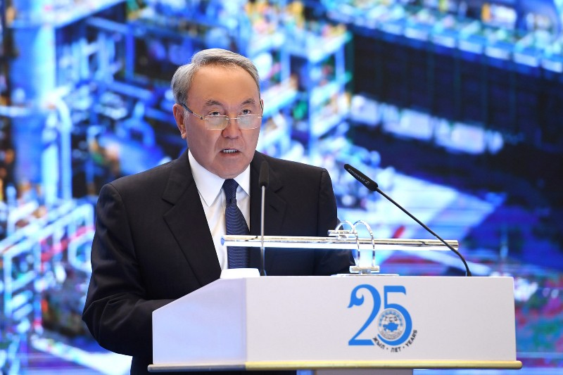 Tengizchevroil established itself as oil and gas market leader, says Kazakh President