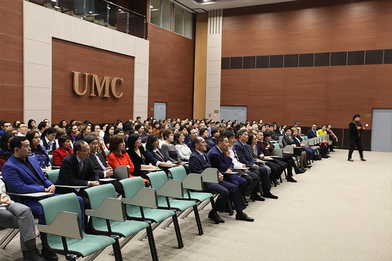 Назначен глава University Medical Center в Астане