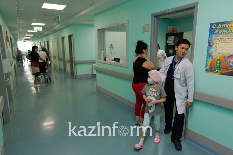世博期间约1500名外国患者在阿斯塔纳接受治疗