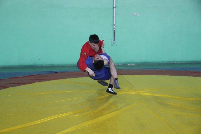 Қазақстандық самбошы әлем чемпионатының күміс жүлдегері атанды