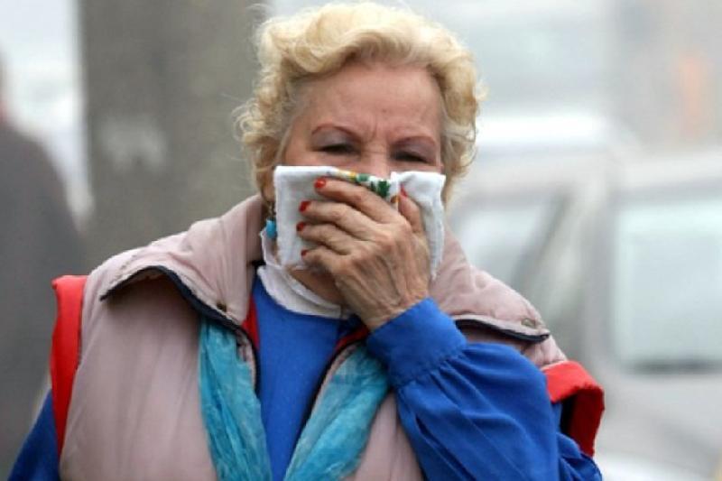 Биопруд  в Петропавловске загрязняет воздух сероводородом