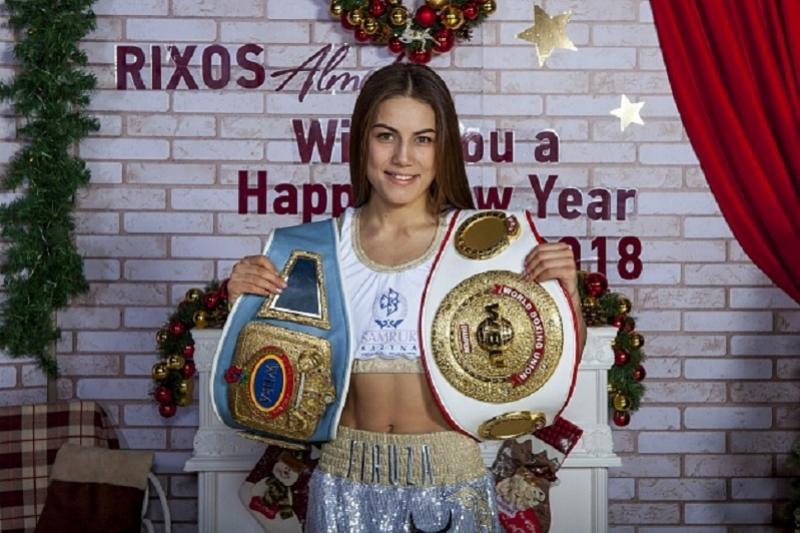 Фируза Шәріпова IBF, WBA мен WBO сияқты әлемдік атақтар үшін кездесу өткізуі мүмкін