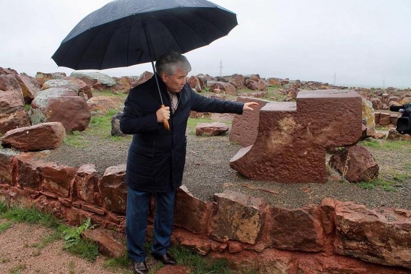 Необходимо всестороннее исследование городища Акыртас - Арыстанбек Мухамедиулы