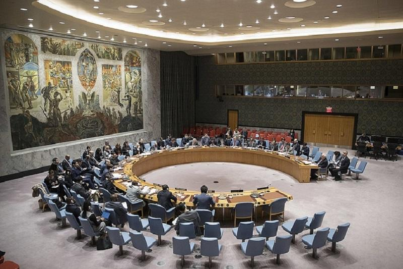 UN Security Council to meet at Russia's initiative on Monday