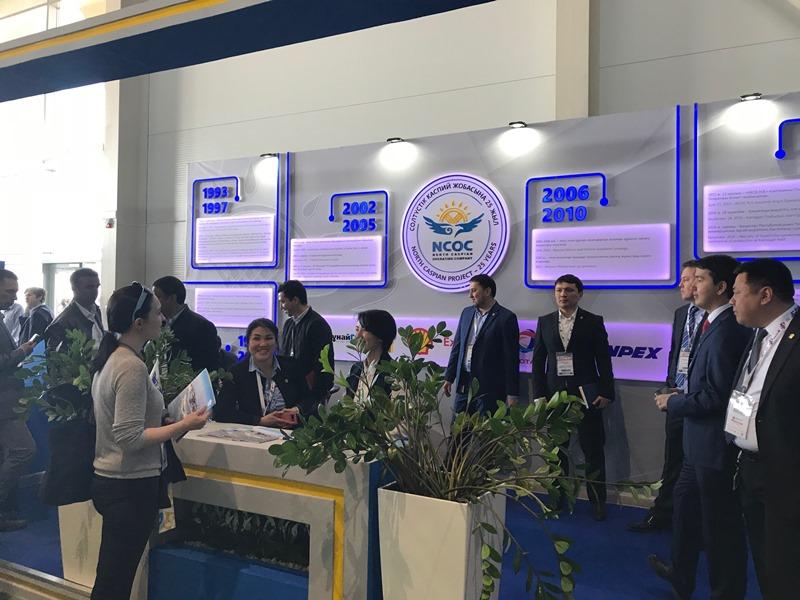 В Атырау проходит выставка Global Oil&Gas Atyrau
