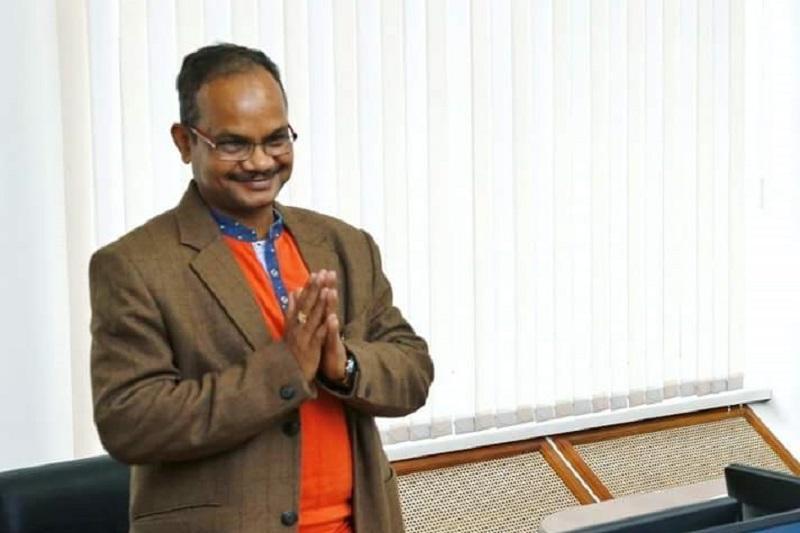 Үндістандық профессор Павлодардағы жоғары оқу орнының проректоры болды