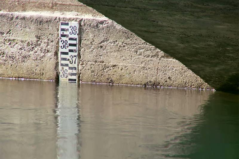 Паводковая ситуация в ВКО: уровень Иртыша снизился