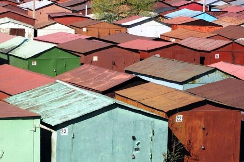 Со 159 адресов вывезут незаконные гаражи в столичном районе