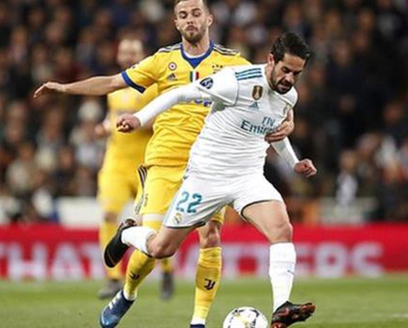 ЧЛ ширек финалы: «Реал Мадрид» өз алаңында «Ювентустан» жеңілді