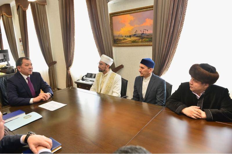 Верховный муфтий РК: Укрепление стабильности - важная составляющая в работе имамов