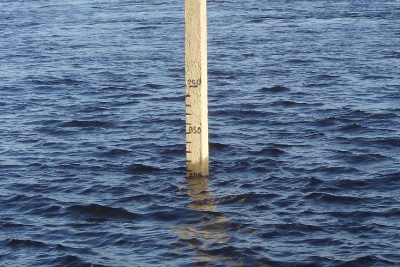 СҚО-да су қоймасының деңгейі жарты метрге көтерілді