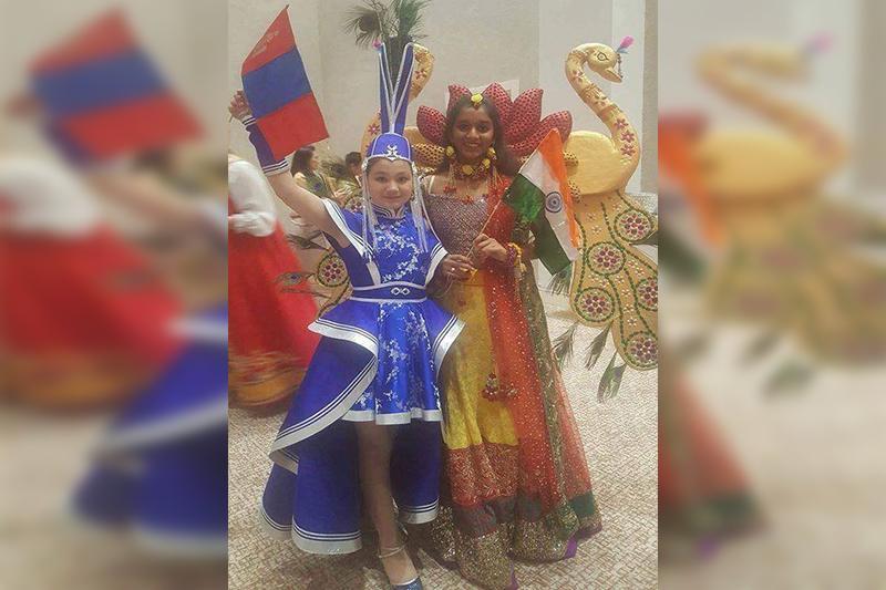 Моңғол қызы «Әлемнің кішкентай аруы - 2018» атанды