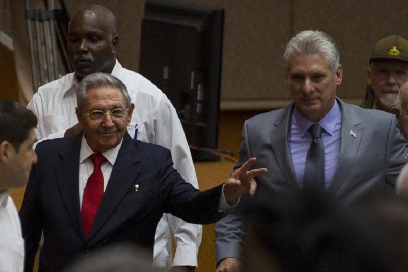 Мигель Диас-Канель стал новым главой Кубы