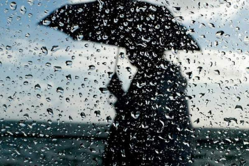 Rainy weather forecast in Kazakhstan Apr 23
