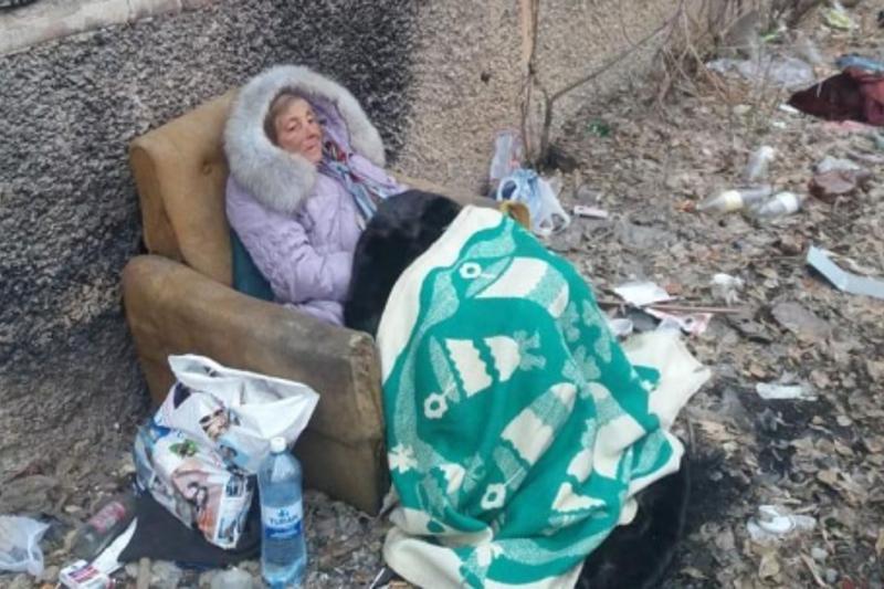 Брошенную родными неходячую женщину из Абая поместили в центр соцадаптации