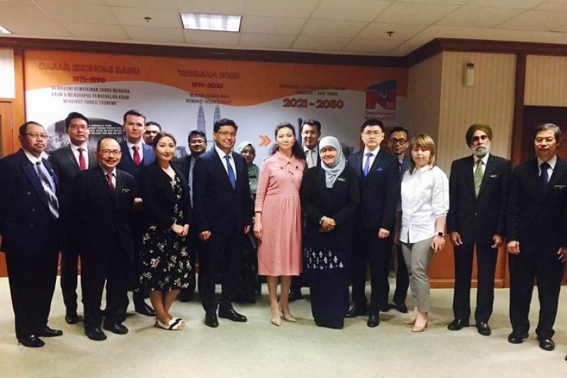 Қазақстанның мемлекеттік қызметшілері білімдерін Малайзияда жетілдіретін болды