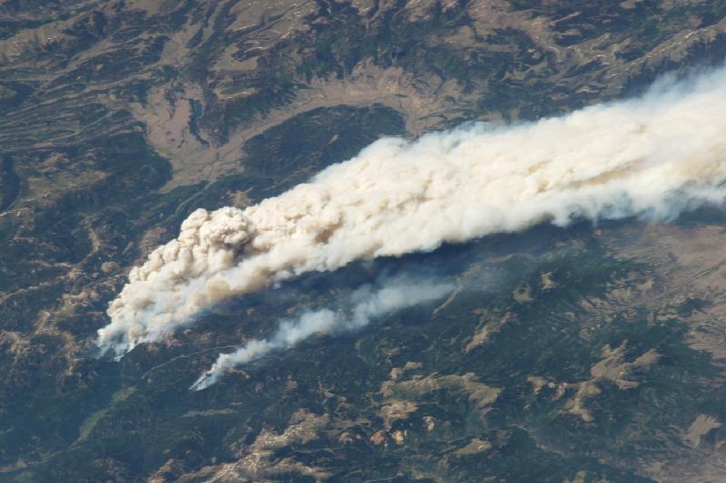 Павлодарские пожарные будут использовать данные космического мониторинга