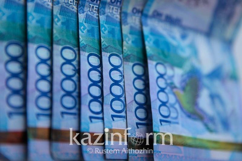 2 трлн тенге находилось в наличном обращении в Казахстане в июне
