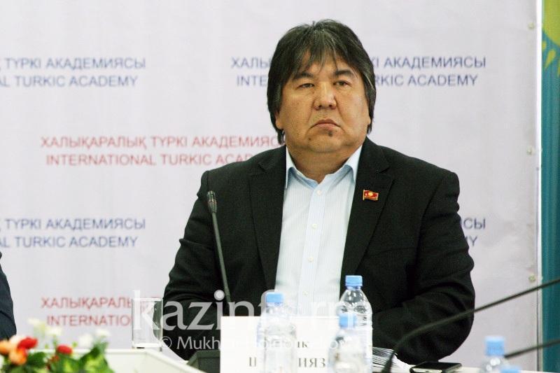 Абай Кунанбаев и Чингиз Айтматов дороги обоим народам - кыргызский депутат