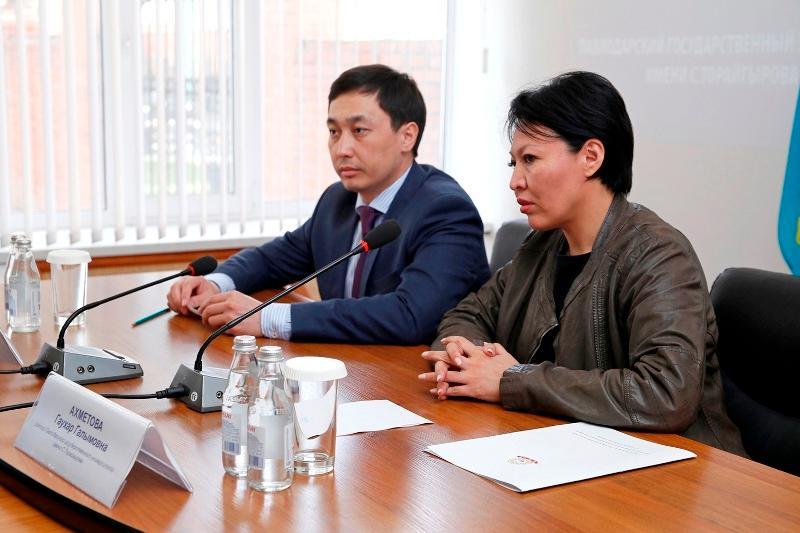 Увеличить число практикантов-студентов в госорганах предложили в Павлодаре