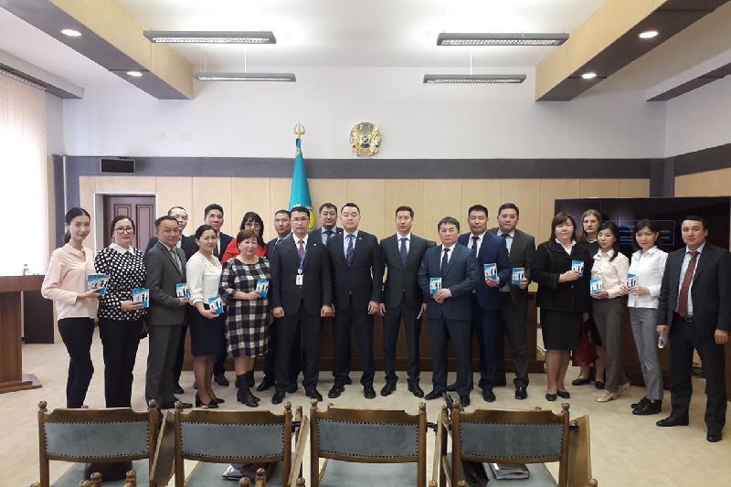 Уровень этичности госслужащих оценили в Атырауской области