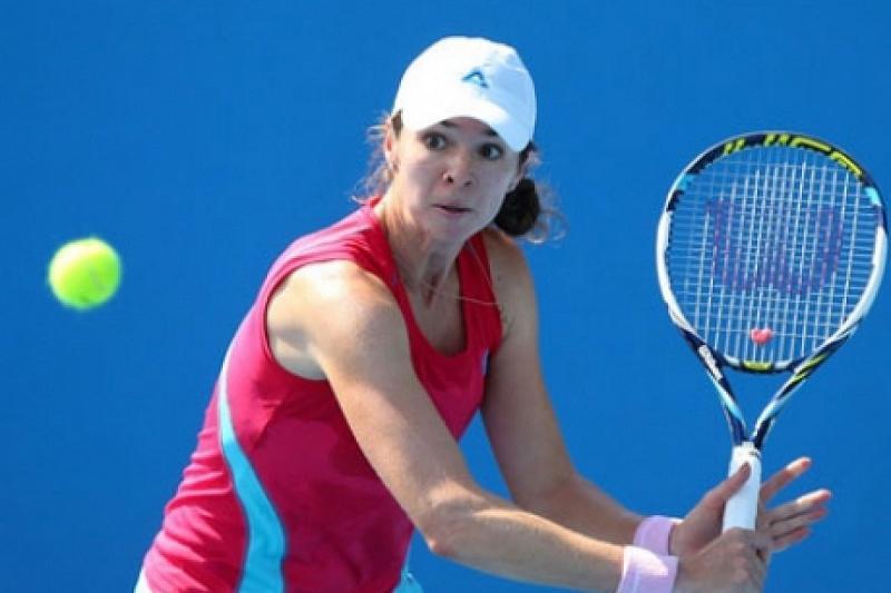 Галина Воскобоева уступила в финале теннисного турнира Samsung Open
