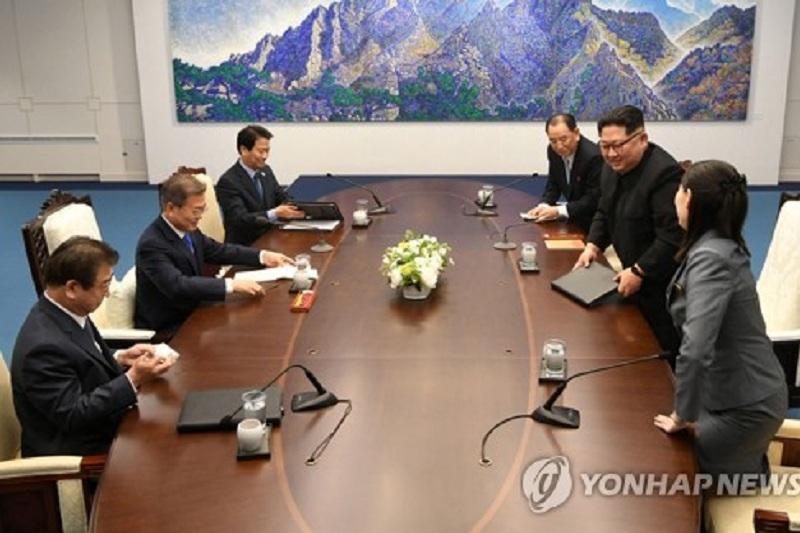 Южная и Северная Кореи подписали историческую мирную декларацию