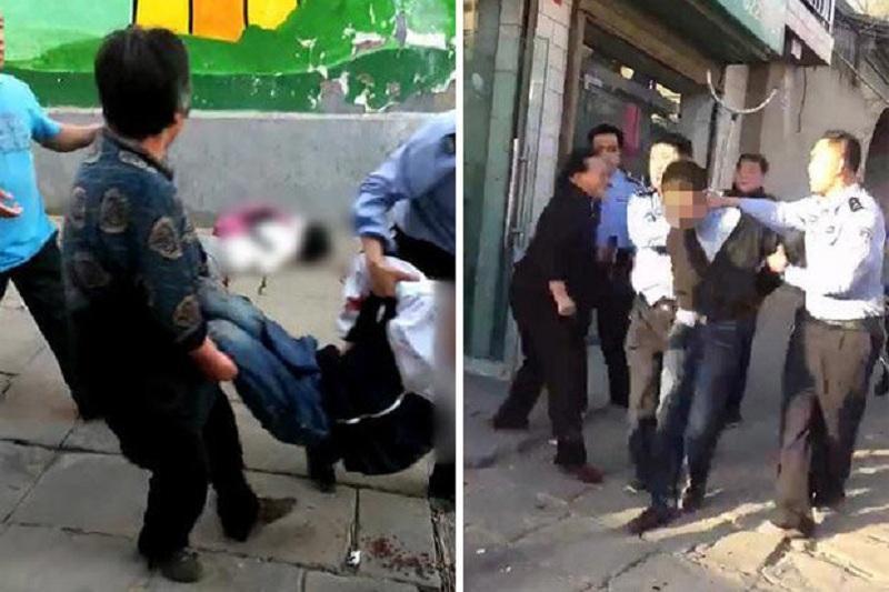 Девять школьников стали жертвами резни в Китае
