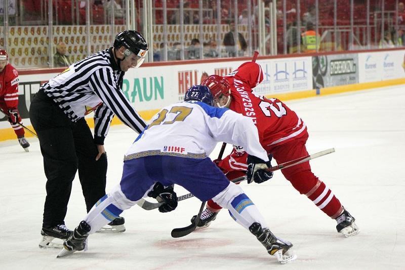 Хоккейден ӘЧ: Қазақстан құрамасы Польшаны ойсырата ұтты