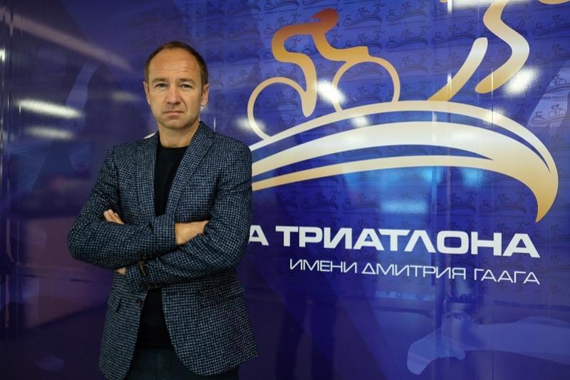 Об Ironman и профессиональном триатлоне рассказал казахстанец Дмитрий Гааг