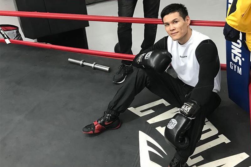 Елеусіновтың менеджері оның кәсіби бокстағы кезекті кездесуі қашан өтетінін айтты