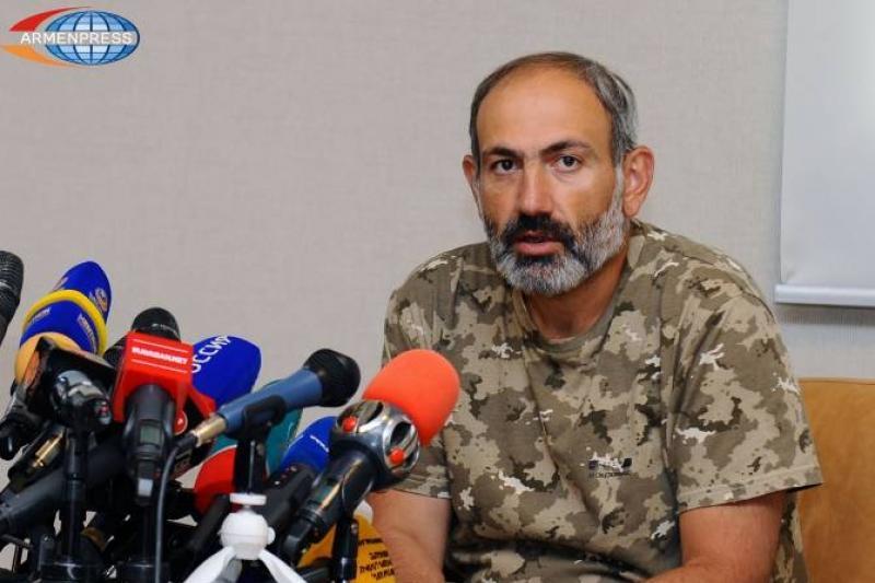 Никол Пашинян Армения премьер-министрлігіне үміткер ретінде ұсынылды