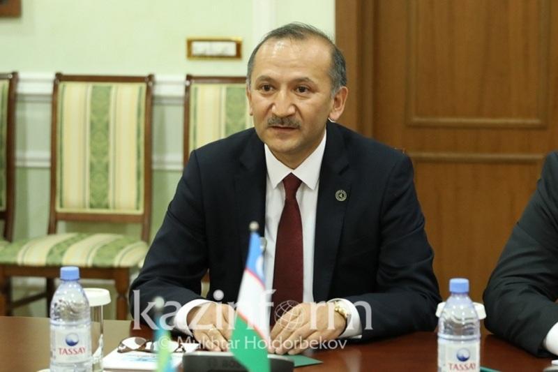 乌兹别克斯坦驻哈大使:哈乌两国是中亚经济发展的主要动力源