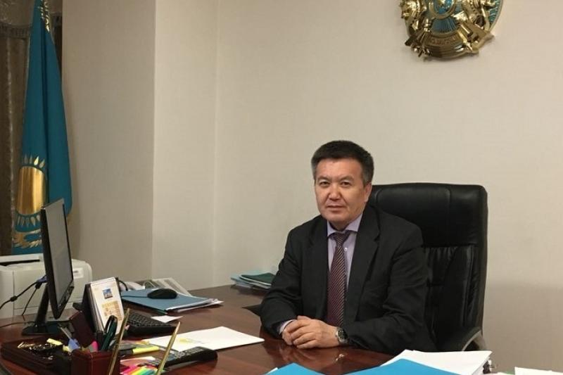 ЭКСПО компаниясы басшысының жаңа орынбасары тағайындалды