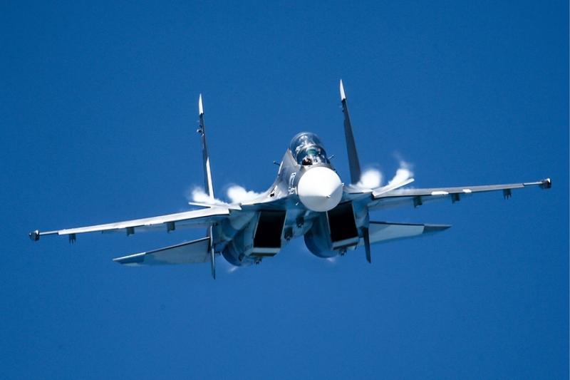РФ Әуе-ғарыш күштерінің жойғышы Жерорта теңізінде апатқа ұшырады